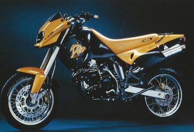 KTM Duke: 20 anni di storia