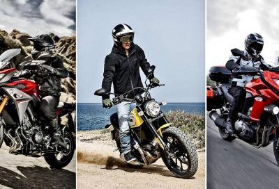 Test (Ducati, Kawasaki e Yamaha), ragazze e… legge di stabilità