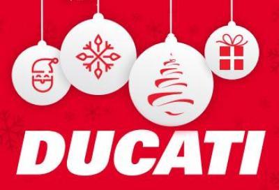 Tanti auguri di Buon Natale da Ducati
