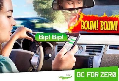 Pericolo volante, gli smartphone alla guida