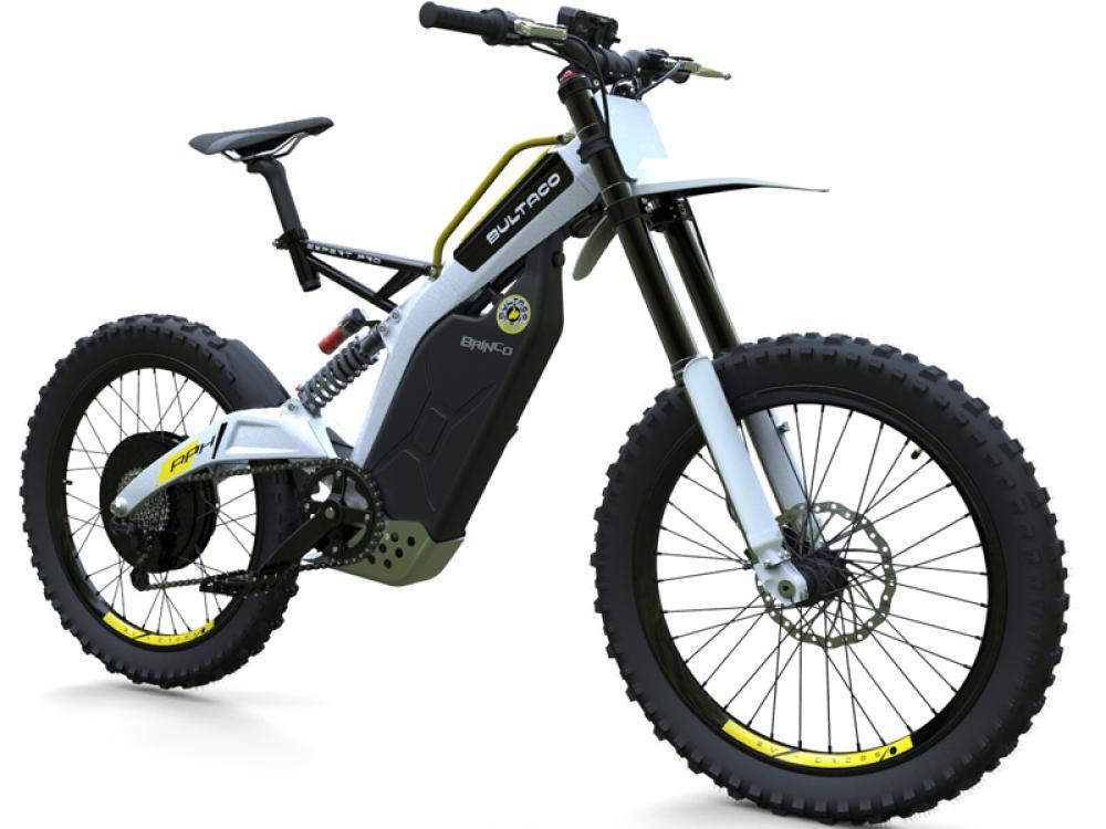 Bultaco Brinco Bicicletta Elettrica Con Prestazioni Da Moto