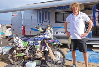 Francesco Catanese: ecco come e perché è finita la sua Dakar