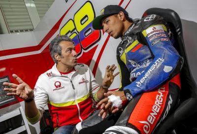 """Ducati Pramac: """"Nel 2015 Hernandez sempre al livello di Barcellona"""""""