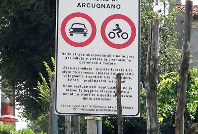 """""""Le moto: cancro dei Monti Berici"""". No della FMI, si cerca il dialogo"""