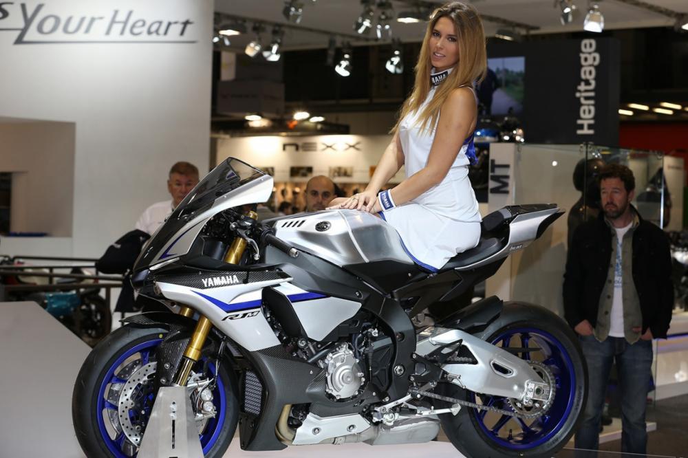 Yamaha a Motor Bike Expo 2015: novità, nuovo listino, concorsi ...