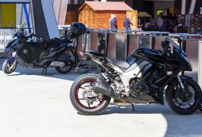 """Motoparking: il """"moto armadio"""" italiano arriva anche in Spagna"""