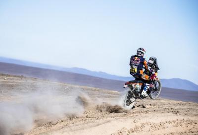 Il meglio della Dakar 2015 motociclistica in video