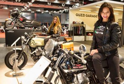 Moto Guzzi al Motor Bike Expo con le novità 2015 e le special