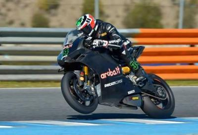 Davide Giugliano sbanca il Day2 dei test SBK a Jerez
