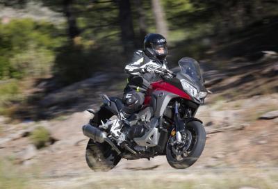 Honda Crossrunner 2015: finanziamenti senza interessi