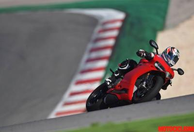 Ducati 1299 Panigale S: l'on-board a Portimão