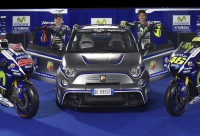 Yamaha e Abarth: insieme in MotoGP per due anni
