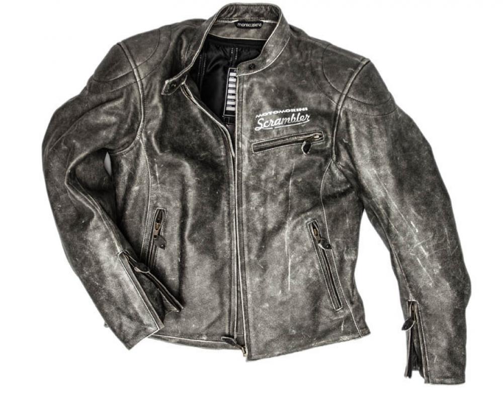 official photos 6f200 68144 Moto Morini giacche di pelle uomo e donna - Motociclismo