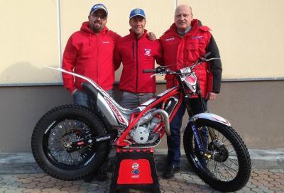 Gas Gas Italia presenta la squadra Trial 2015