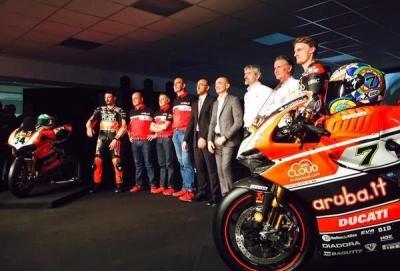 """Dall'Igna, Ducati: """"L'obiettivo del 2015 è tornare a vincere"""""""
