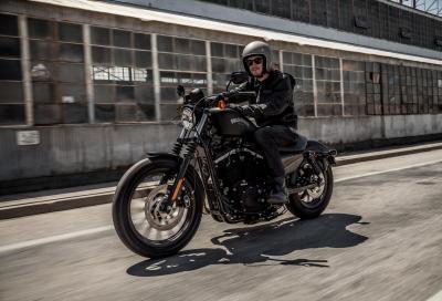 Harley-Davidson Sportster 883 Iron: finanziamenti a tasso agevolato!