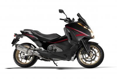 Honda Integra 750: assicurazione gratis per un anno!