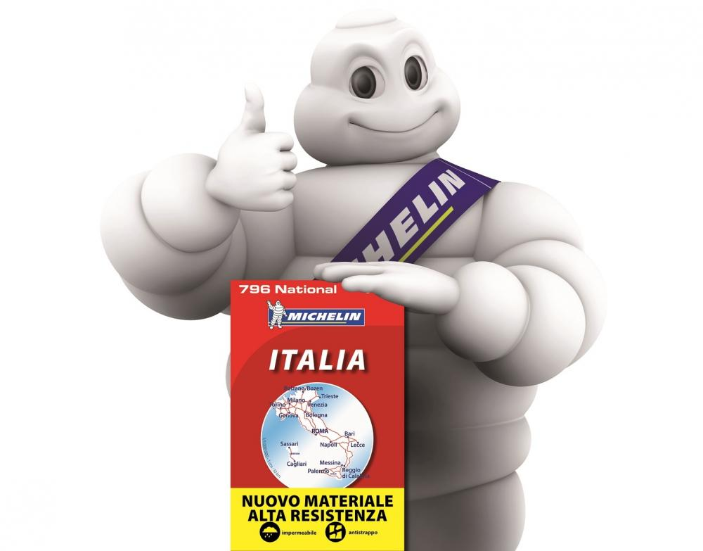 mappe michelin
