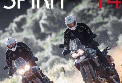 Triumph Spirit: è uscito il numero 14 della rivista online