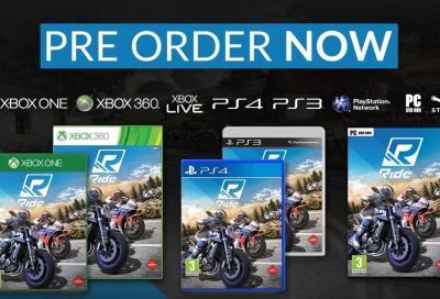 Ride: il videogioco dedicato al mondo delle due ruote