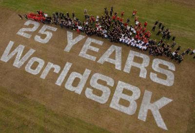 La Superbike e Phillip Island festeggiano il 25° anno insieme