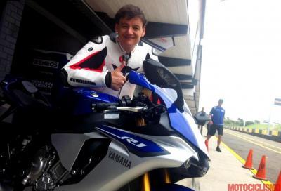 """Yamaha R1: se dà 3 secondi al giro alla """"vecchia"""" è poco…"""