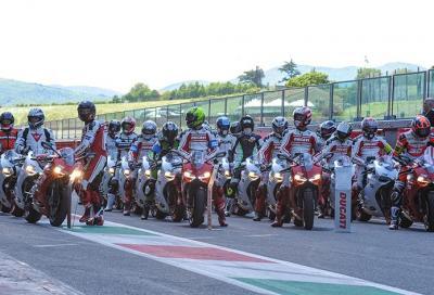 Grandi novità per la Ducati Riding Experience 2015