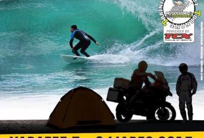 """""""TTT"""": la spiaggia, le moto, la scuola di fuoristrada"""
