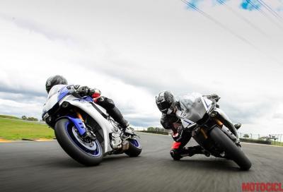Yamaha R1 e XJR1300, girls in SBK, test MotoGP: Top Of The Week