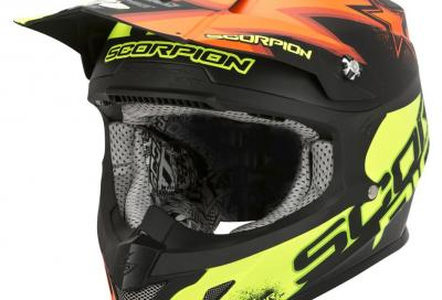 Scorpion EXO VX-20 Magnus: nuovo look e calzata perfetta