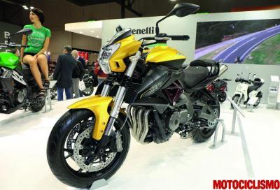 Benelli aggiorna il listino prezzi moto e scooter 2015