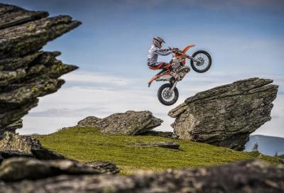 Acquista una KTM enduro, avrai un buono per personalizzarla!