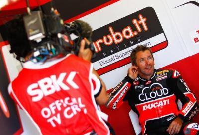 Bayliss sulla Ducati SBK in Thailandia. Per Spagna e Olanda si vedrà...