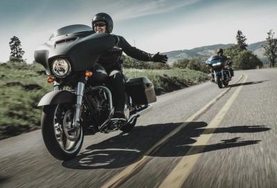 Test ride Harley-Davidson 2015: ecco dove e quando questa settimana