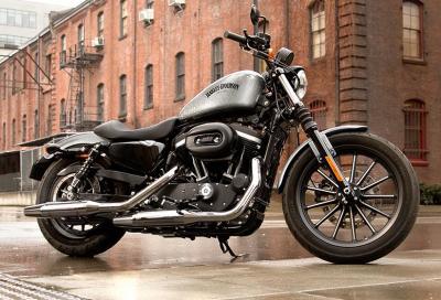 I prezzi della gamma 2015 di Harley-Davidson