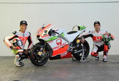 Il team Pramac MotoGP svela le livree 2015