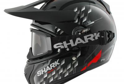 Shark Explore-R: il casco on e off road si rinnova