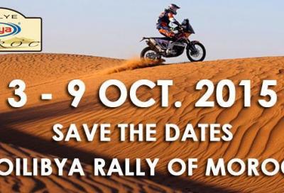 Rally del Marocco 2015: aperte le iscrizioni