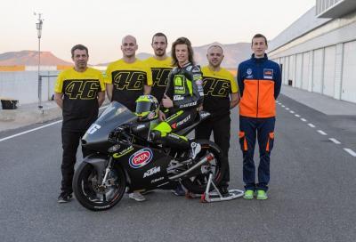 Nasce lo Junior Team VR46 Riding Academy con Nicolò Bulega