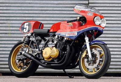 Honda CB985 Special: la macchina del tempo