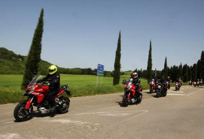 Ducati Dream Tour: in viaggio con le Rosse (ti danno pure la moto)