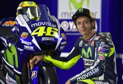 """Rossi: """"In Qatar saremo in tanti ad essere veloci"""""""