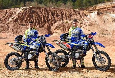 Sherco e il Mondiale Enduro 2015: presentati i 3 team