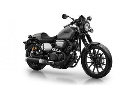 "Yamaha XV950 Racer: la custom diventa ""cafè"""