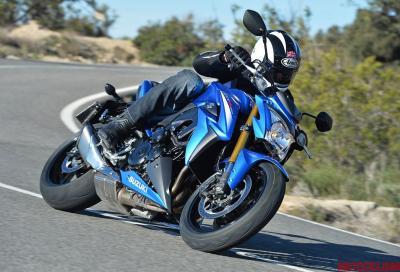 Test della Suzuki GSX-S1000 ABS: sportiva al 100%