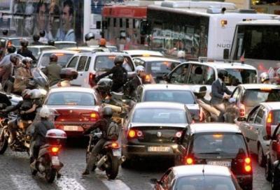 Roma è la città più trafficata d'Italia (Istanbul nel Mondo)
