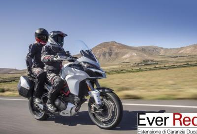Ducati Ever Red: nasce il programma di estensione della garanzia