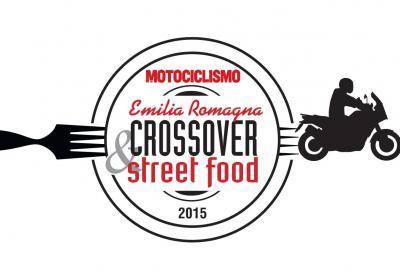 """Comparativa """"Crossover & street food"""": moto e cibo in Emilia Romagna"""