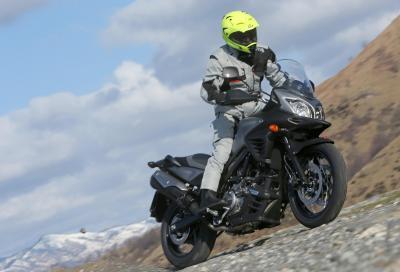 V-Strom Tour 2015: i test ride delle enduro stradali Suzuki