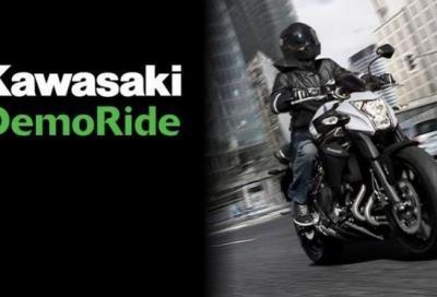 Kawasaki Demo Ride 2015: prova le Versys, la Vulcan S e la famiglia Z